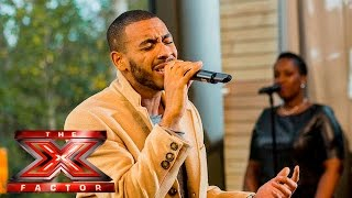 Josh Daniel takes on Taylor Swift smash    Judges Houses   The X Factor 2015