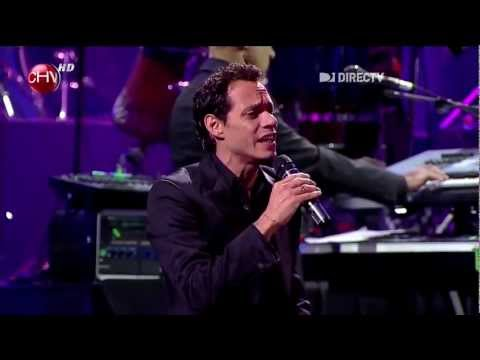 Marc Anthony  en viña 2012 HD sin interrupciones klip izle