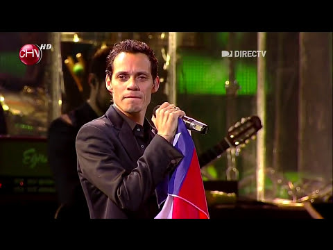 Marc Anthony  en viña 2012 HD sin interrupciones
