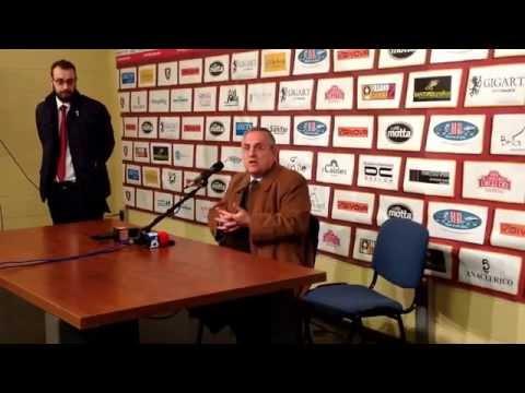 Salernitana - Lupa Roma 4-1, nel post gara Lotito racconta la storia della Salernitana dalla Serie D