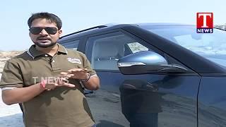 TRENDZ | New Mahindra XUV 300 | Stylish & Thrilling XUV | TNews Telugu