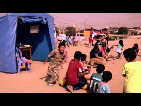 iHelp Globally Medical Mission Pre-Med Lima Peru 2014