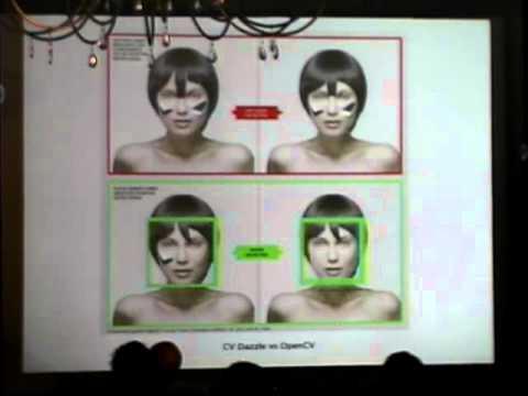 The Next HOPE (2010): CV Dazzle: Face Deception