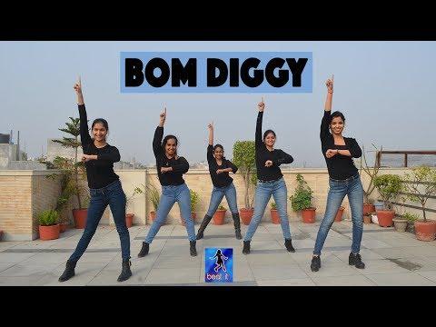 Bom Diggy - Zack Knight Ft Jasmin Walia   Sukriti Dua Choreography   Beat It