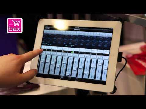 Musikmesse 2012: Presonus 1818VSL i.c.m. iPad