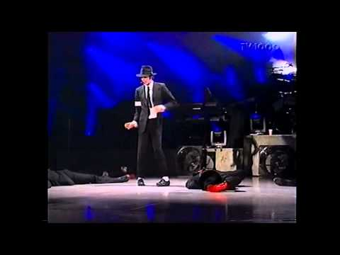 Michael Jackson - Dangerous Live In Gothenburg 1997 video