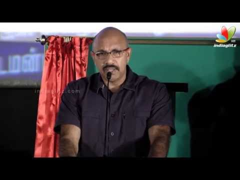 Sathyaraj : Kamal is the First Fan of Thagadu Thagadu | Audio Launch | T Rajendar, K.Balachander,