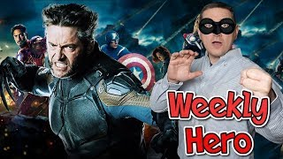 X-Men Heading Back To Marvel, Major DC Shake Up At WB - The Weekly Hero