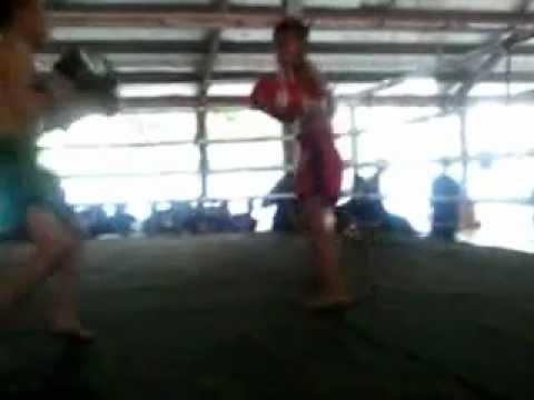 Shahren Hati Waja Vs Adik Naga Api.mp4 video