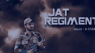 Jaat Regiment Indian Army Song In Full Bass ! Anndy Jaat ! Vinit Jani !  New Haryanvi Song 2020