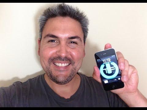 Que hace Jose con su iPhone 4? Aquí la respuesta - Aplicación Presence Cámara