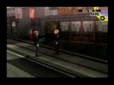 Persona 4 - Farewell