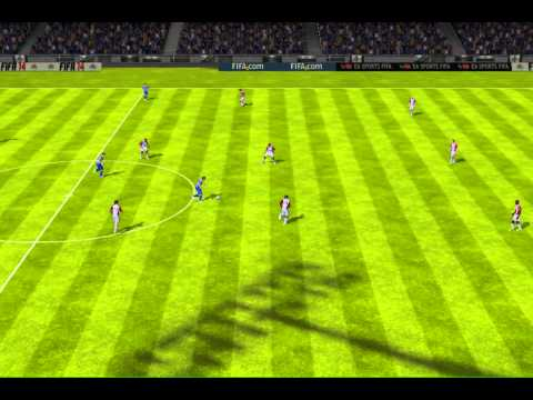 FIFA 14 iPhone/iPad - Catamarca FC vs. Toronto FC