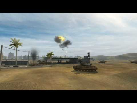 Project Reality 0.91 - Ejod Desert A10 Attack