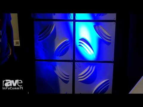 InfoComm 2014: Radius Display Presents the Drapescape