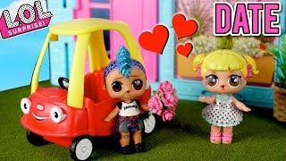 LOL Dolls Punk Boi & Goldie Go On Their First Date