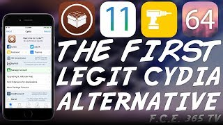 THE FIRST iOS 11 REAL CYDIA ALTERNATIVE RELEASED | Major Progress For JAILBREAK