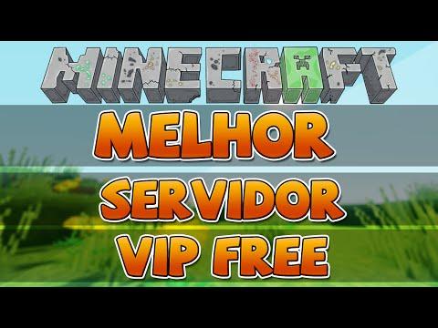 MELHOR SERVER DE MINECRAFT TENHA VIP GRÁTIS Pirata e Original 1.5.2