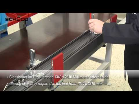 Brandschutztürsystem Von Schüco ADS 80 FR 30