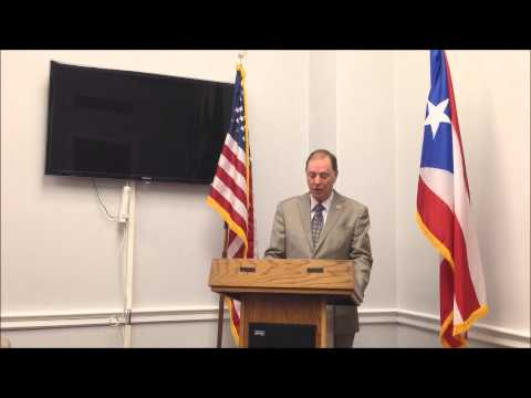 REMARKS BY HON. BILL POSEY MADE HISTORY BY INTRODUCING H.R. 1726 FOR THE BORINQUENEERS