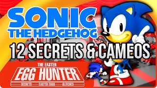 12 Sonic Secrets & Cameos in Other Games - The Easter Egg Hunter