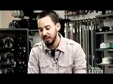 Carson Daily Interview - Mike Shinoda