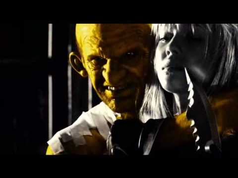 Sin city Jessica Alba, Bruce Willis, Mickey Rourke Azione, Fantasy 2005Casa ITA 2 Video