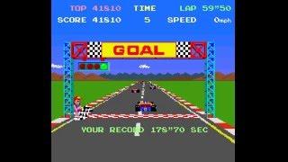 Arcade Longplay [457] Pole Position