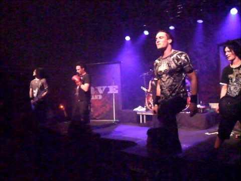 Sonic Syndicate Jack Of Diamonds HQ Live Klubben 7/2 -09