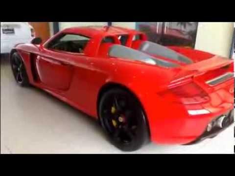 Porsche Carrera gt Paul Walker Paul Walker's Porsche Carrera