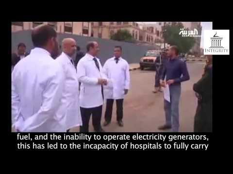 World Health Organisation highlight the problems in Yemen's healthcare