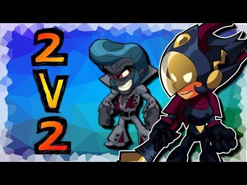 INSANE TELEPORTING!! RANKED 2v2s w/ HottShottScott !! • Brawlhalla Gameplay