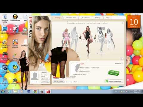 Descargar e instalar virtual girl 2012 HD