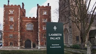 On the road to Unity - The Chemin Neuf Community at Lambeth Palace
