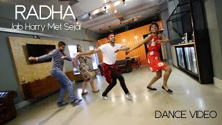 download lagu Radha - Jab Harry Met Sejal  Dance Cover gratis