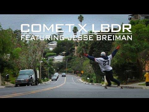 Comet X LBDR // Jesse Breiman