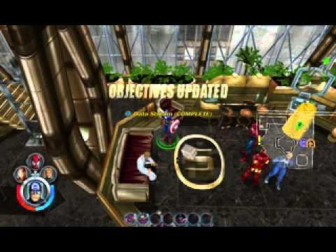 Marvel Ultimate Alliance On Intel HD Graphics Part 1 (Samsung Rv511)