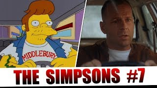 The Simpsons Tribute to Cinema: Part 7