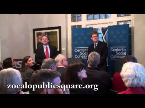 Colin Woodard Explains America's 11 Nations