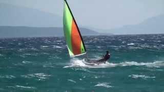 High Wind Pico Sailing