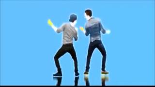 Just dance 2014 Blurred Lines(BART BAKER & ROBERT THICKE)