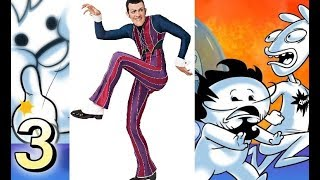 Robbie Rotten Compilation - Oney Plays - Part 1