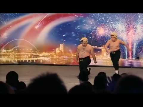 Stavros Flatley - Britain's Got Talent 2009 - Show 1