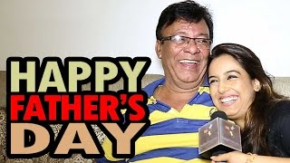 Srishty Rode along with her daddy dearest on this Fathers Day