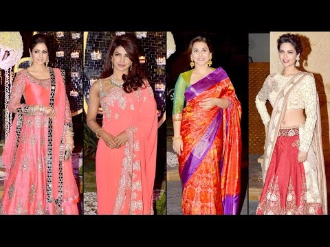 Manish Malhotra's Niece Riddhi Malhotra's Grand Wedding Reception FULL VIDEO