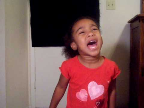 Brianna singing Fantasia when i see you