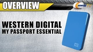 Newegg TV_ Western Digital My Passport Essential Overview