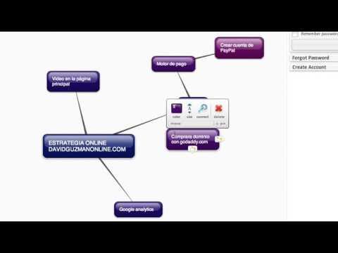 Tutorial de mapas mentales con Bubbl.us