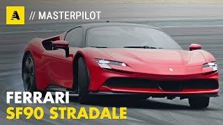 Ferrari SF90 Stradale   IBRIDA da 1.000 CV e 0-100 km/h in 2,5 secondi