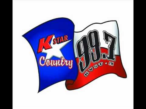 K-Star Country / Conroe, TX - Aircheck (2012)
